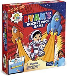Ryan's Rocket Race Game Racing Games For Kids, Minion Party Decorations, Dinosaur Background, Ryan Toys, Avengers Birthday, 7th Birthday, Marvel Masterworks, Baby Cinderella, Bakugan Battle Brawlers