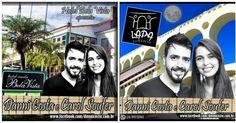 E hoje SÁBADO, 12/12, tem música ao vivo com Danni Costa e Carol Soufer no Hotel Bela Vista, a partir das 12h às 15h, e a partir das 21h estaremos no Lapa Bistrô & Boteco (Monte Castelo /...