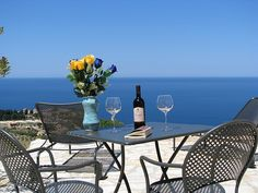 Antica Cascina del Golfo.  We stayed at this wonderful bed and breakfast in western Sicily...wonderful!!!