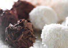 Julekonfekt - Xmas chocolates