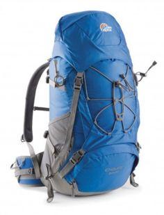 Lowe Alpine Cholatse 50:60 Trekkingrucksack für € 89.95 | McTREK.de Outdoor Shop Trekkingrucksäcke > 45 Liter