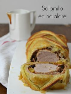 My Favorite Food, Favorite Recipes, Vol Au Vent, Fat Foods, Best Dishes, Canapes, Empanadas, Bbq Grill, Your Recipe