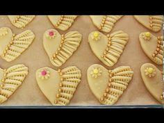 Gelin Kurabiyesi . Pastanelere Rakip Kurabiye Tarifi / Şekline HAYRAN BIRAKAN EFSANE KURABIYE TARIFI - YouTube