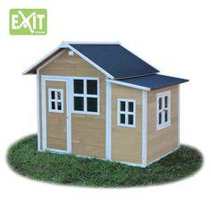 Exit Loft 150 puunvärinen leikkimökki  #leikkimökki