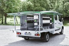 Van Storage, Trailer Storage, Poultry Equipment, Heavy Equipment, Custom Jeep, Custom Vans, Truck Accesories, Mobile Food Cart, Van Racking