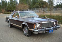 1975 Mercury Monarch Ghia