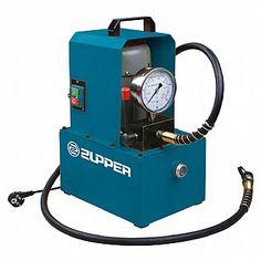 ZCB6-6 משאבה הידראולית חשמלית לחץ Bar 700 עם מיכל של 10.5 ליטר