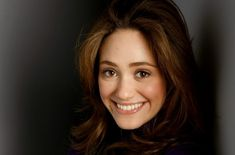Emmy Rossum Smiling Happily - HD Wallpapers - Free Wallpapers - Desktop Backgrounds