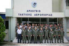 Την Παρασκευή 9 Σεπτεμβρίου 2016, πραγματοποιήθηκε στο Αρχηγείο Τακτικής Αεροπορίας (ATA), σύσκεψη των Διοικητών των Πολεμικών Μοιρών αεροσκαφών, των Μοιρών Εκπαίδευσης Αέρος