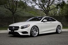 2015 S-Class on Flangiato-M
