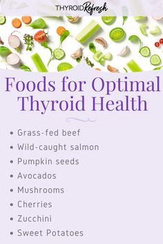Focusing on what not to eat can leave us feeling overwhelmed and defeated. Instead, let's focus on the foods that may help your thyroid operate optimally. #listofwholefoods #healthyfood #wholefoods #thyroidfoods #healthyeating #thyroidhealthyfoods