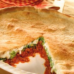 This will turn your world upside down! Try this upside down #deepdish ...