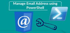 Manage Email address using PowerShell - Office 365 - http://o365info.com/manage-email-address-using-powershell/