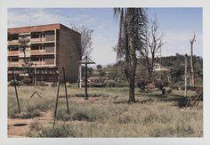 Guy Tillim, 'Park in the centre of town, Gabela, Angola' 2008