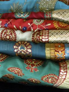 Textiles from Rajastan