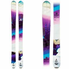 Salomon Quest-96 Lumen Womens Skis 2014 $499.99