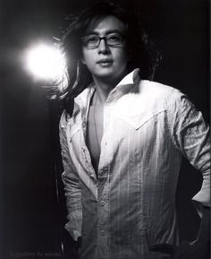 """Korean actor Bae Yong Joon (of """"Winter Sonata"""" and """"The Legend"""" fame)"""