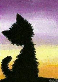 Gati (silhouette painting)