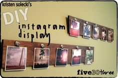 instagram diy project