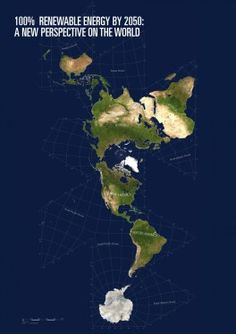 dymaxion map shows in new amo research