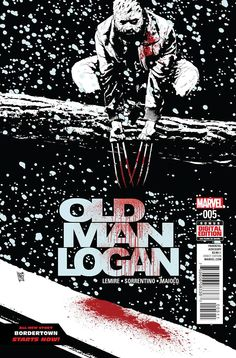 *High Grade* (W) Jeff Lemire (A/CA) Andrea Sorrentino Nine months of the year, the desolate town of Killhorn Falls, Canada is cut off from the rest of the world. Cold and dark, visitors are a rarity.