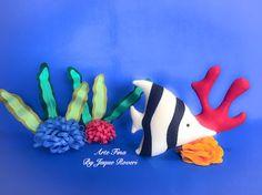 Peixinho - Arte Fina By Jaque Roveri