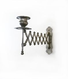 French Vintage Expandable Candle Holder by FrenchVintageShop, €25.00