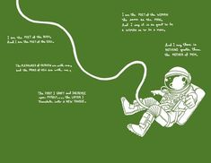 """7 Beautifully Illustrated Excerpts From Walt Whitman's """"Song OfMyself"""""""