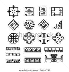 Find chinese paper cut frame stock images in HD and millions of other royalty-free stock photos, illustrations and vectors in the Shutterstock collection. Paper Cutting Patterns, Pattern Paper, Pattern Art, Chinese Patterns, Mosaic Patterns, Aztec Symbols, Chinese Ornament, Blackwork Cross Stitch, Chinese Paper Cutting