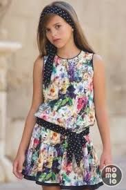 Imagen relacionada Little Girl Outfits, Little Girl Fashion, Kids Outfits, Baby Girl Dresses, Baby Dress, Cute Dresses, Kids Frocks, Tween Fashion, Fashion Quiz