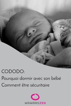 Cododo: Pourquoi dormir avec son bébé, et comment le faire de manière sécuritaire | À lire sur Mamans Zen