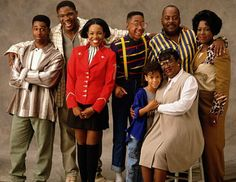 The Cast of Family Matters TV show