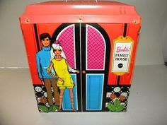 1968 Barbie Family Home $15.99