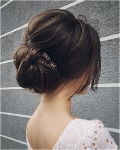 Top Wedding Hairstyle: Updo Inspiration https://bridalore.com/2017/11/12/wedding-hairstyle-updo-inspiration/ #weddinghairstyles