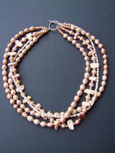 Blush Rose Necklace  http://www.michaels.com/Blush-Rose-Necklace/e09982,default,pd.html?start=6=projects-beads-asseeninstores