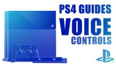 This is how PS4 voice commands workAbsolute Ps4