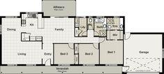 Teewah-207 floor plan