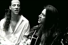 Extreme's Nuno Bettencourt celebrated 25th Anniversary of 'More Than Words' going to No. 1 in June 2016. (em)