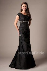 Modest Prom Dresses : Kinley