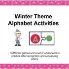$ Do your students need help with letter recognition? This winter themed alphabet packet contains 3 games and a set of worksheets to practice letter recognition.