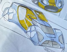 sketch a day Car Sketch, Shape And Form, Transportation Design, Concept Cars, Sketches, Disney Characters, 2d, Robin, Exterior