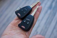 How to Program a Key Fob for a Chrysler