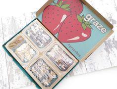 JinksyBeauty: My free Graze box . Graze Box, Mad, Wellness, Reading, Books, Projects, Free, Design, Log Projects