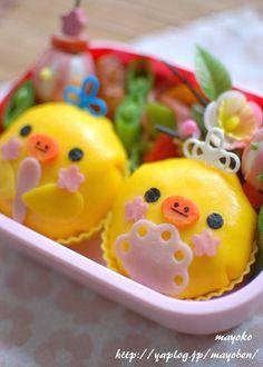 キイロイトリ ドールフェスティバル弁当 kiiroitori doll festival Lunch box