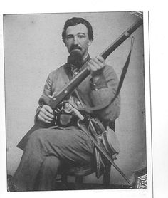"""John Denny, Co. K, 14th Tennessee Infantry. His service record says that he was wounded on August 27, 1862 and he is """"supposed dead."""""""