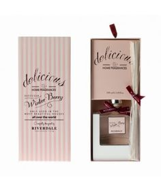Diffuser Berry pink 100ml