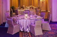 Wedding Decor & Floral Creations  Venue: The King Eddy    www.latavoladecor.com