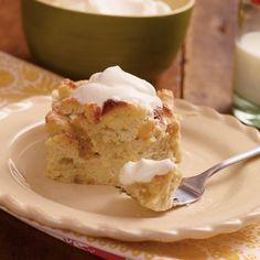 A Classic Bread Pudding recipe (or pumpkin bread pudding recipe)