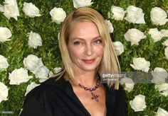 Actress Uma Thurman attends the 71st Annual Tony Awards at Radio City Music Hall on June 11, 2017 in New York City.  (Photo by Jim Spellman/WireImage)