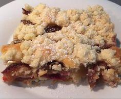 Rezept Pflaumenkuchen mit Streuseln - schnell gemacht und lecker! von AngelavC…